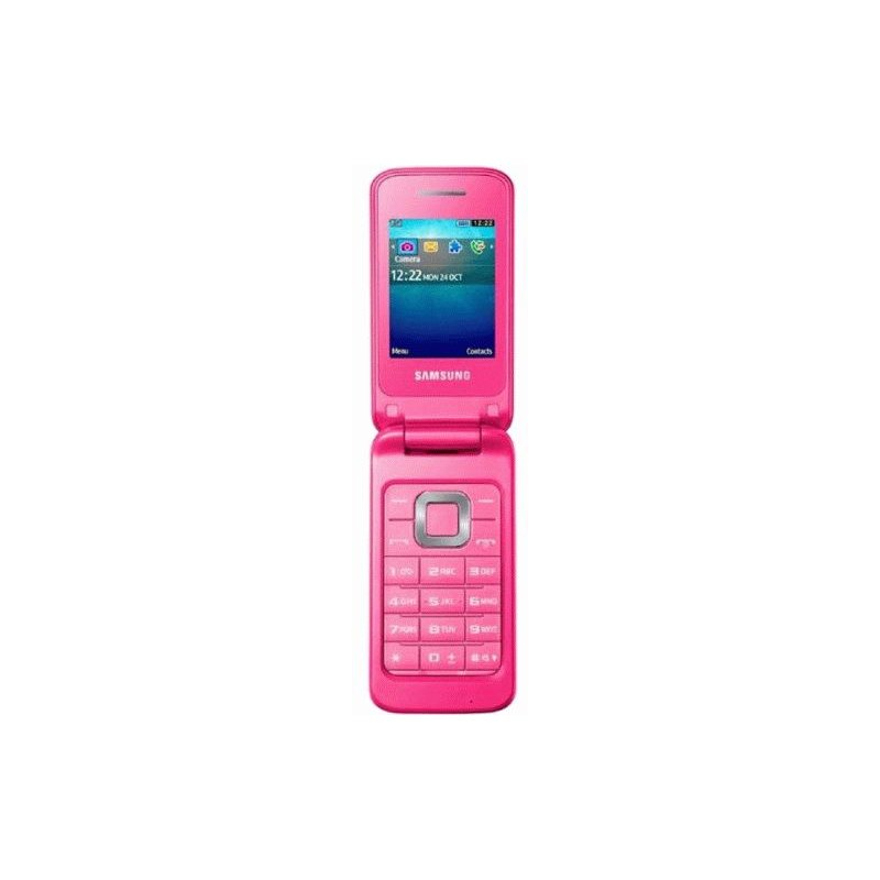 Samsung C3520 Coral Pink