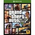 Игра Grand Theft Auto V (GTA 5) (Xbox One, русские субтитры)
