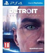 Игра Detroit: Стать человеком (PS4). Уценка!