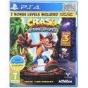 Игра Crash Bandicoot N. Sane Trilogy (PS4, Английская версия)