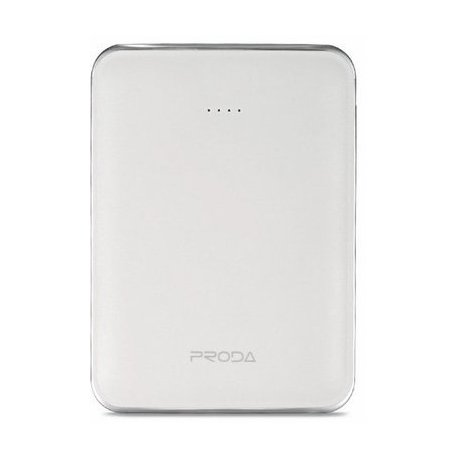 Remax Power Bank Proda Mink 10000 mAh (PPL-22-WHITE) White