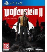 Игра Wolfenstein II: The New Colossus (PS4). Уценка!