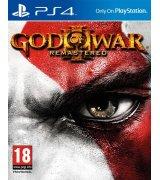 Игра God of War 3 (PS4). Уценка!