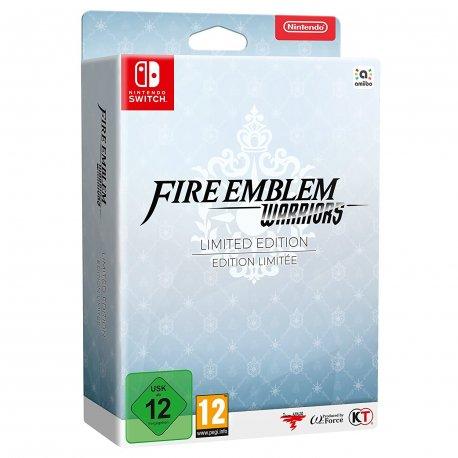 Игра Fire Emblem Warriors Limited Edition для Nintendo Switch (английская версия)
