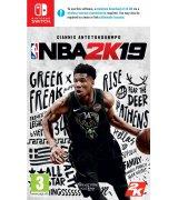 Игра NBA 2K19 для Nintendo Switch (английская версия)