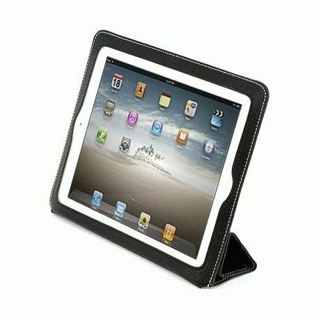 Кожаный чехол Yoobao iSmart для Apple iPad 2 Black