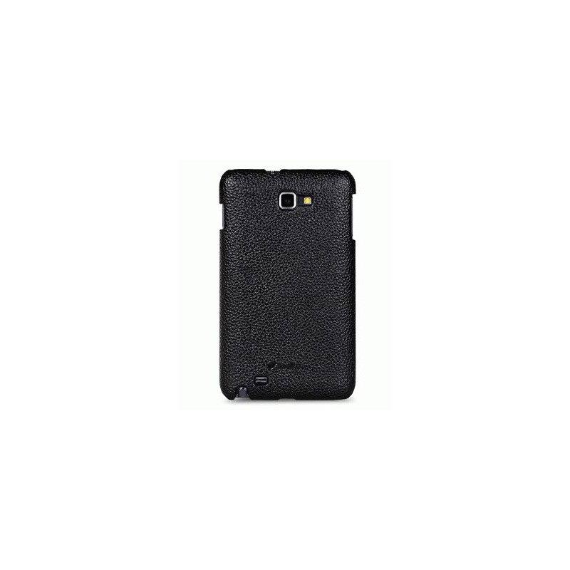 Кожаная накладка Melkco для Samsung Galaxy Note N7000
