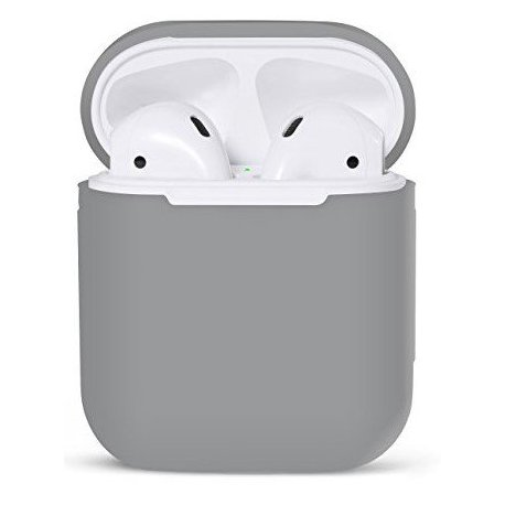 Чехол Ultra Slim Silicone Case для Apple AirPods Stone