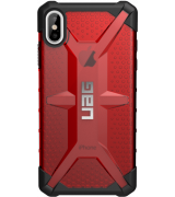 Накладка Urban Armor Gear (UAG) для iPhone XS Max Plasma Magma (111103119393)