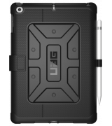 Чехол Urban Armor Gear (UAG) для Apple iPad 2017/2018 9.7 Metropolis Black (IPD17-E-BK)