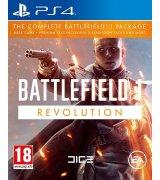 Игра Battlefield 1: Revolution (PS4). Уценка!