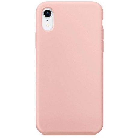 Накладка Silicone Case для Apple iPhone XR Cotton Candy