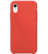 Накладка Silicone Case для Apple iPhone XR Coral