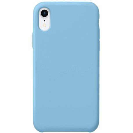 Накладка Silicone Case для Apple iPhone XR Sky Blue