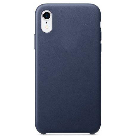 Накладка Silicone Case для Apple iPhone XR Midnight Blue