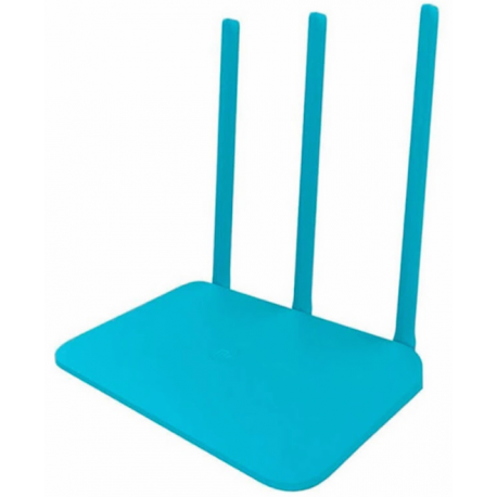 Маршрутизатор Mi WiFi Router 4Q Blue DVB4191CN)