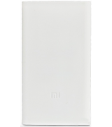 Чехол Silicone Case для Xiaomi Power Bank 2 10000 mAh White (SPCCXM10W)