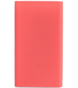 Чехол Silicone Case для Xiaomi Power Bank 2C 20000 mAh Pink (SPCCXM20P)