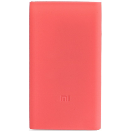 Чехол Silicone Case для Xiaomi Power Bank 2C 20000 mAh Pink (SPCCXM20P)