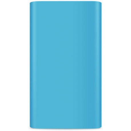Чехол Silicone Case для Xiaomi Power Bank 2C 20000 mAh Blue (SPCCXM20U)
