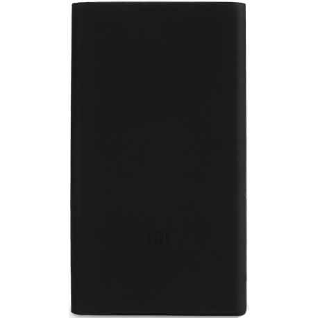 Чехол Silicone Case для Xiaomi Power Bank 2C 20000 mAh Black