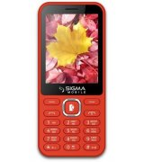 Sigma mobile X-Style 31 Power Red