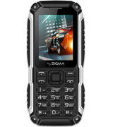 Sigma mobile X-treme PT68 Black