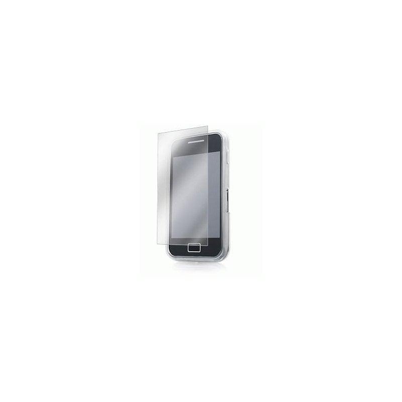 Capdase накладка Soft Jacket Xpose для Samsung S5830 Galaxy Ace White