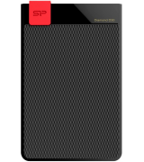 "Жесткий диск Silicon Power Diamond D30 2TB SP020TBPHDD3SS3K 2.5"" USB 3.1 External Black"