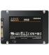 """Samsung 860 Evo-Series 500GB 2.5"""" SATA III V-NAND TLC (MZ-76E500BW)"""