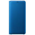 Чехол Flip Wallet для Samsung Galaxy A9 (2018) A920 Blue (EF-WA920PLEGRU)