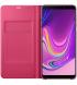 Чехол Flip Wallet для Samsung Galaxy A9 (2018) A920 Pink (EF-WA920PPEGRU)