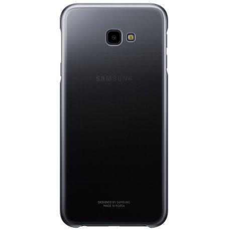 Чехол Gradation Cover для Samsung Galaxy J4 Plus J415 Black (EF-AJ415CBEGRU)