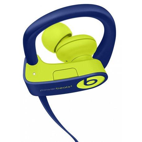 Beats Powerbeats 3 Wireless Earphones Pop Indigo (MREQ2)