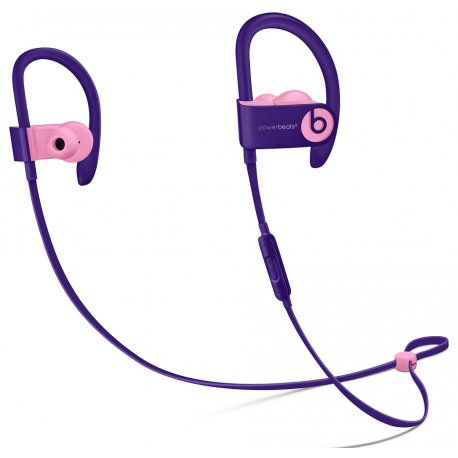 Beats Powerbeats 3 Wireless Earphones Pop Violet (MREW2)