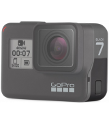Запасная крышка для GoPro HERO 7 Replacement Door (AAIOD-003) Black