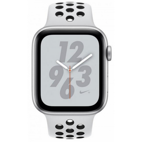 Apple Watch Series 4 Nike+ GPS + LTE 44mm Space Gray Aluminum Case with Anthracite/Black Nike Sport (MTXC2/MTXK2)