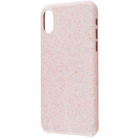 Накладка Usams Mando Series для Apple iPhone X Pink