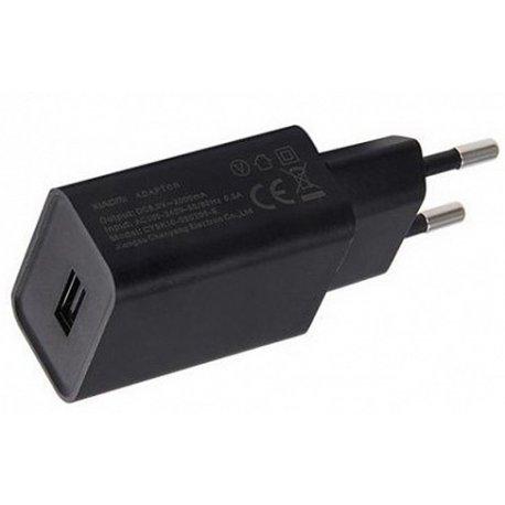 Сетевое зарядное устройство Xiaomi Mi Adaptor Black (MDY-08-EO-BK)