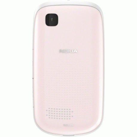 Nokia Asha 200 Duos Light Pink