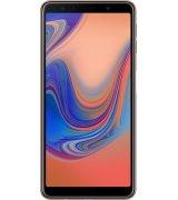 Samsung Galaxy A7 (2018) Duos SM-A750 64Gb Gold + Карта памяти Samsung Evo на 64Gb в подарок!