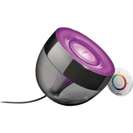 Светильник Philips Lic Iris Livingcolors Remote Control Black (915004285701)