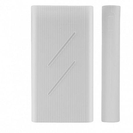 Чехол Silicone Case для Xiaomi Power Bank 2C 20000 mAh White (SPCCXM20W)