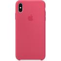 Чехол Apple iPhone XS Max Silicone Case Hibiscus (MUJP2)
