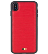Накладка Mentor Carlo Series для iPhone XS Max Red