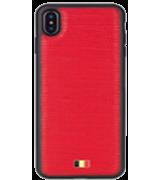 Накладка Mentor Carlo Series для iPhone XS Max Red