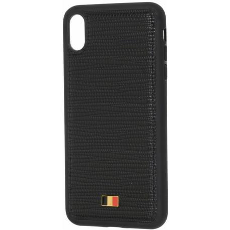Накладка Mentor Carlo Series для iPhone XS Black