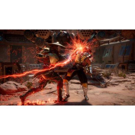 Игра Mortal Kombat 11. Специальное издание для Sony PS 4 (русские субтитры)
