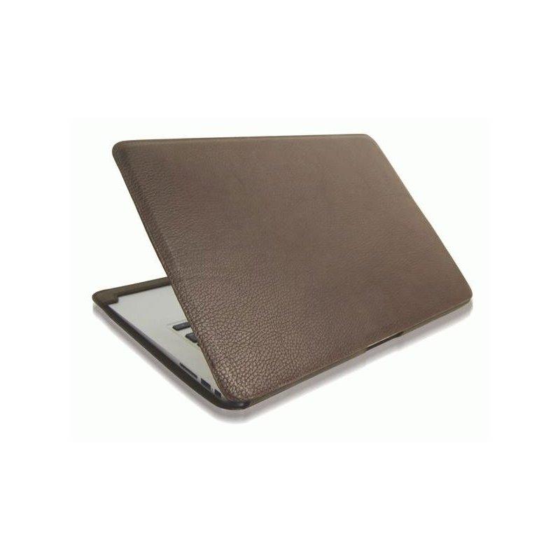 Кожаный чехол Viva Cuero Essential Series для Macbook Air 11 Brown