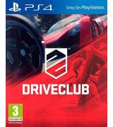 Игра DriveClub (PS4). Уценка!